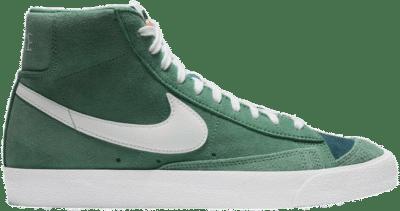 """Nike BLAZER MID '77 VNTG SUEDE MIX """"HEALING JADE"""" CZ4609-300"""