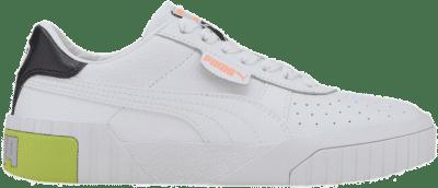 Puma Cali sportschoenen Wit / Roze 369155_23