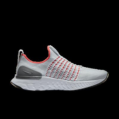 Nike React Phantom Run Flyknit 2 Grijs CJ0277-007
