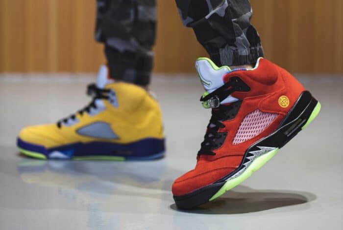 raging bull Nike Air Jordan 5