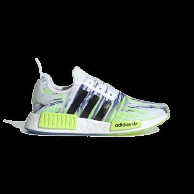 adidas NMD_R1 Glow Green FW1054