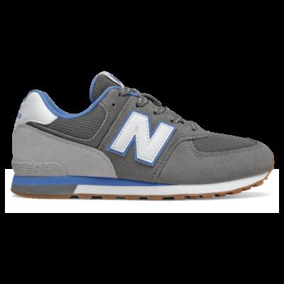 New Balance 574 Sport Pack Castlerock/Light Aluminum GC574ATR