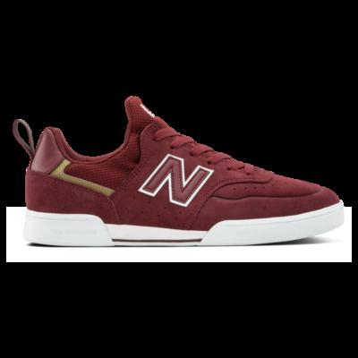 Herren New Balance Numeric NM288 Sport Burgundy/Grey