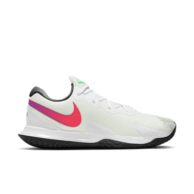 NikeCourt Air Zoom Vapor Cage 4 Hardcourt Wit CD0424-103