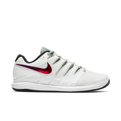 NikeCourt Air Zoom Vapor X Hardcourt Wit AA8030-112