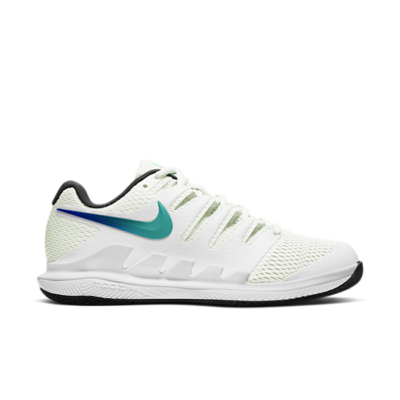 NikeCourt Air Zoom Vapor X Hardcourt Wit AA8027-112
