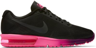 Nike Air Max Sequent Black Pink Blast (W) 719916-015