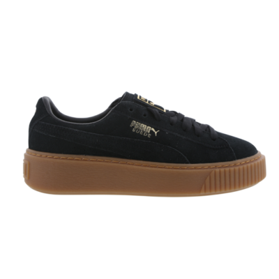 Puma Suede Platform Black 36569807