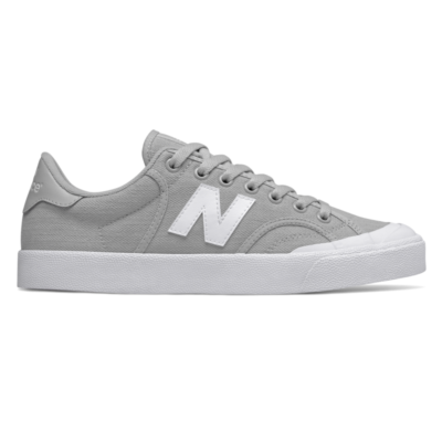 Herren New Balance Pro Court Light Grey/White