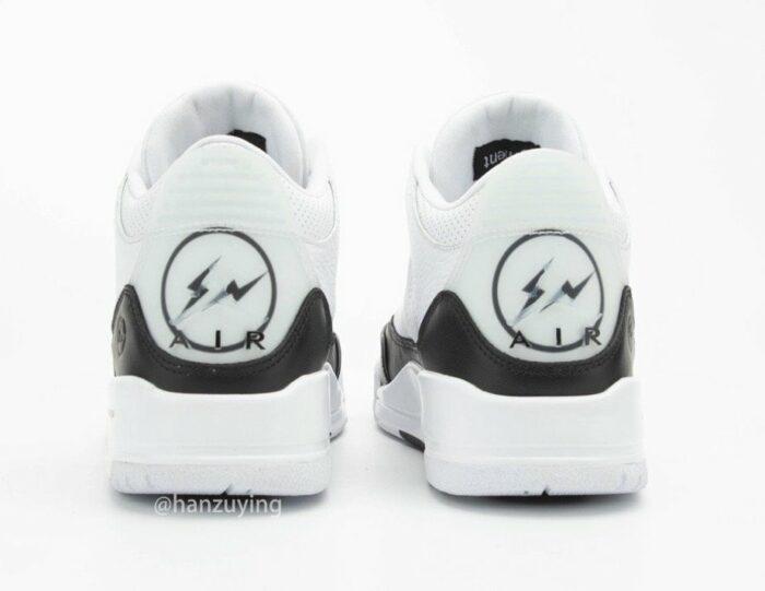 Air Jordan 3 fragment