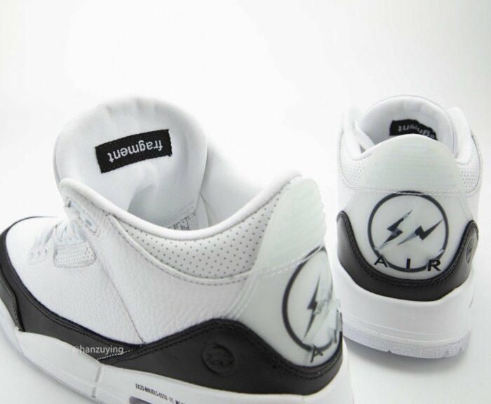 fragment Air Jordan 3