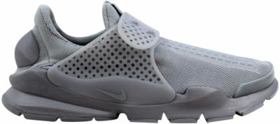 Nike Sock Dart KJCRD Wolf Grey/Wolf Grey-White 819686-006
