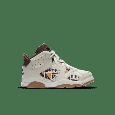 Jordan 6 Retro Quai54 Sail Brown 2020 (PS) CZ6507-100