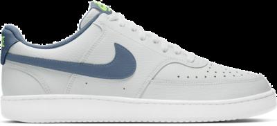 Nike – Court Vision Low Licht Grijs Lichtgrijs