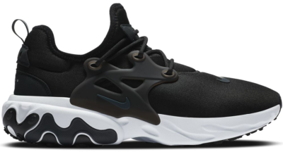 Nike React Presto Black White Off Noir AV2605-009