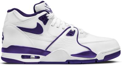 Nike Air Flight 89 White Court Purple CN0050-101