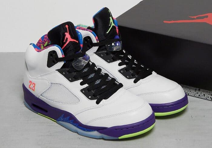 Air Jordan 5 alternate fresh