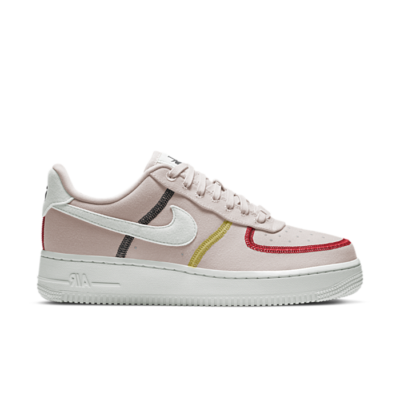 "Nike WMNS AIR FORCE 1 '07 LX ""SILT RED"" CK6572-600"