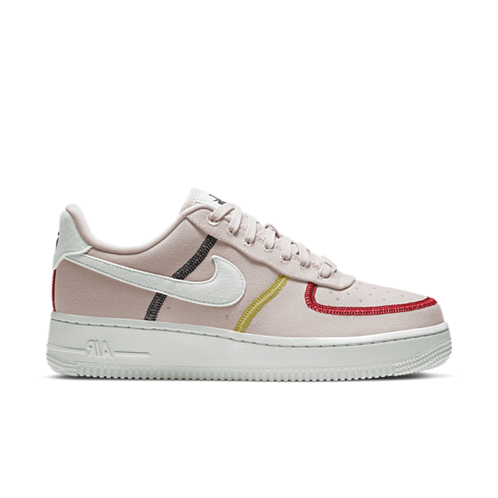 "Nike WMNS AIR FORCE 1 '07 LX ""SILT RED"" CK6572-600"
