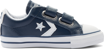 Converse Toddler Easy-On Star Player Low Top Navy/ White 746139C