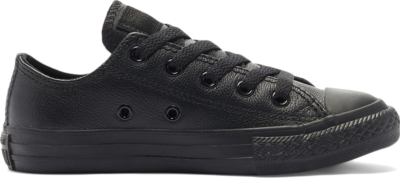 Converse Little Kids Mono Color Chuck Taylor All Star Low Top Black 343913C
