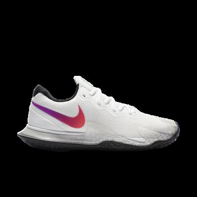 NikeCourt Air Zoom Vapor Cage 4 Hardcourt Wit CD0431-112