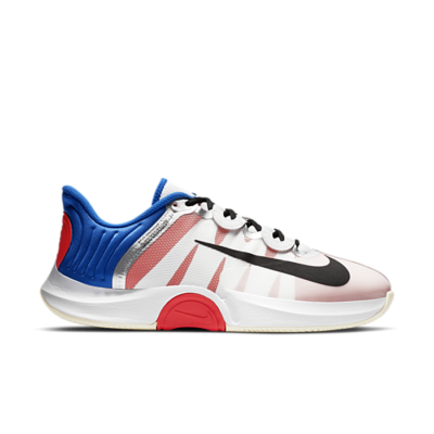 NikeCourt Air Zoom GP Turbo Wit CK7515-100