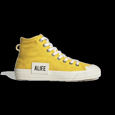 "adidas Originals x ALIFE NIZZA HI ""WONGLO"" FX2619"