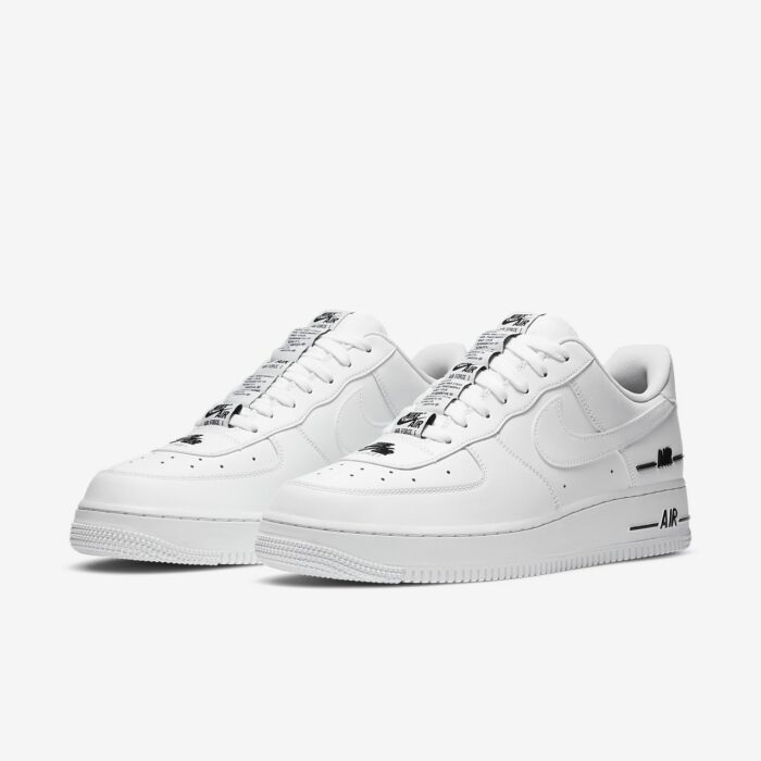 air force 1 07 nike white double air