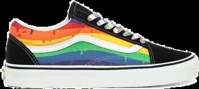VANS Rainbow Drip Old Skool  VN0A5AO92CV