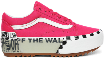 VANS Logo Stack Old Skool Stacked  VN0A4U1521Y
