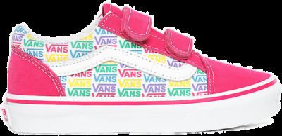 VANS Rainbow Vans Old Skool V Kinderschoenen  VN0A4BUV0GW