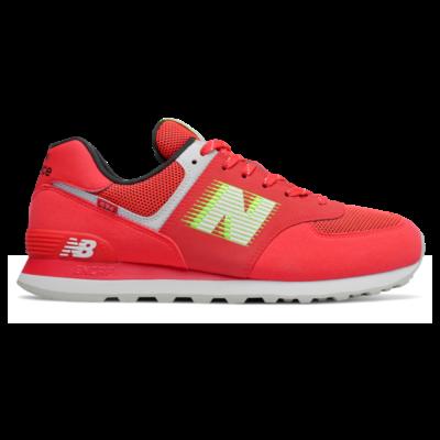 Herren New Balance 574 Team Red/Faded Cobalt ML574PDB