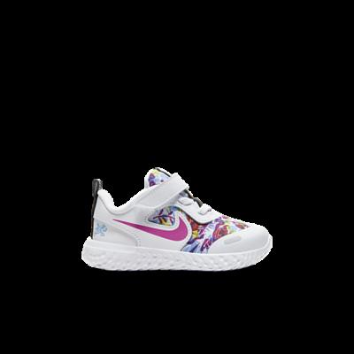 Nike Revolution 5 Wit CW1605-100