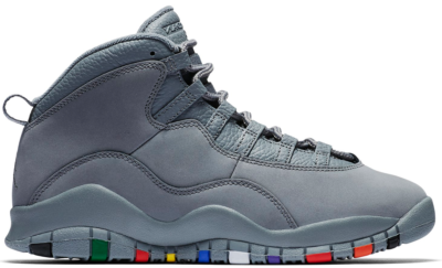 Jordan 10 Retro Cool Grey (GS) 310806-022