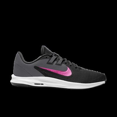Nike Wmns Downshifter 9 'Laser Fuchsia' Black AQ7486-002