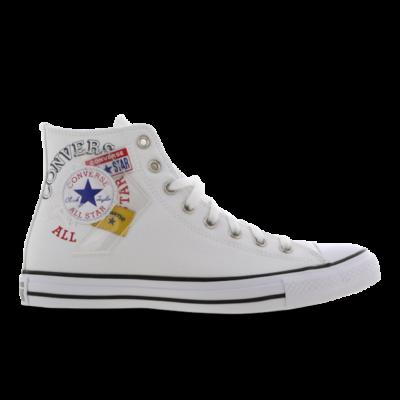Converse Ct As Hi Logo Play White 1609097C