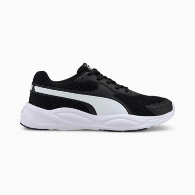 Puma '90s Runner sportschoenen voor Heren Wit / Zwart 372549_03