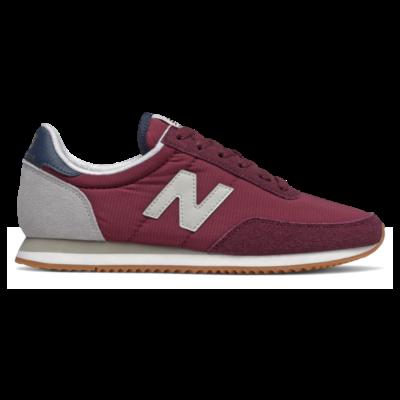 WoNew Balance 720 NB Burgundy/Natural Indigo