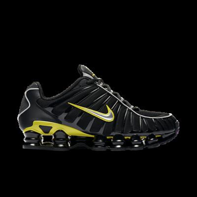 Nike Shox TL 'Yellow' Black CN0151-002