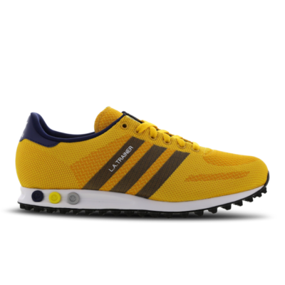 adidas LA Trainer Yellow EF2186