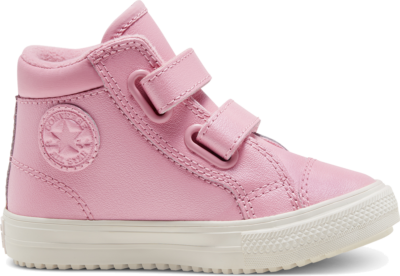 Converse Chuck Taylor All Star PC High Top Boot voor peuters Lotus Pink/Vintage White/Team 768851C