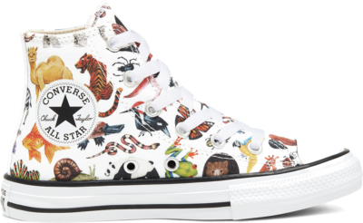 Converse Chuck Taylor All Star Hi White 668461C