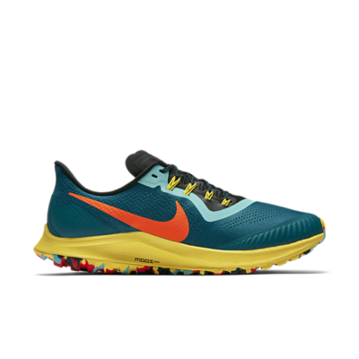 Nike Air Zoom Pegasus 36 Trail Blauw AR5677-301