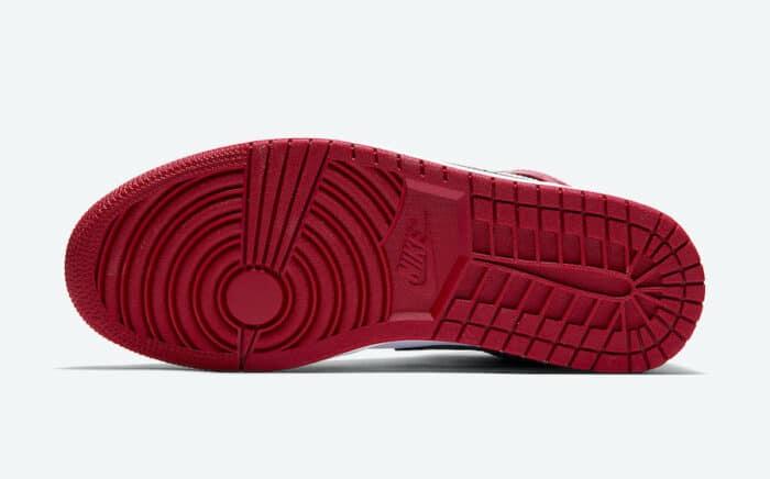 sole air Jordan 1