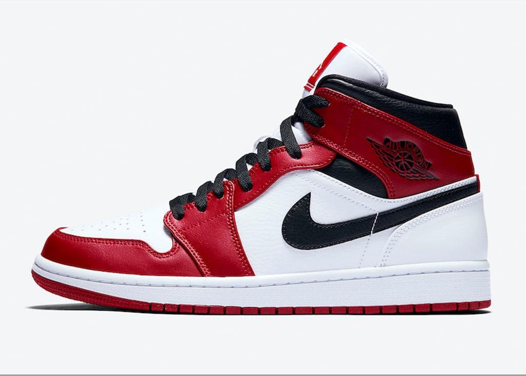Wederom een 'net niet lijkende' Air Jordan 1 Chicago colorway