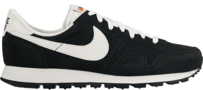 Nike Air Pegasus 83 Leather Black White 827922-001