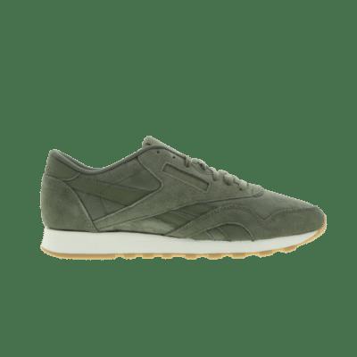 Reebok Classic Nylon Green BS9567