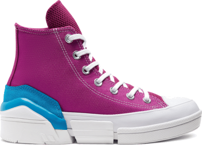 Converse Womens Mix and Match CPX70 High Top Cactus Flower/Sail Blue/White 568647C