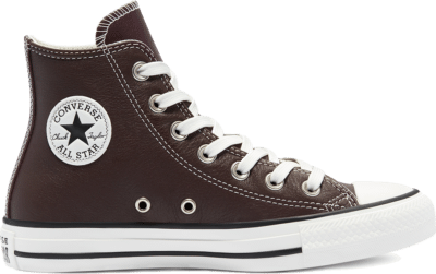 Converse Womens Neutral Tones Chuck Taylor All Star High Top Dark Root/Noble Grey/White 569701C